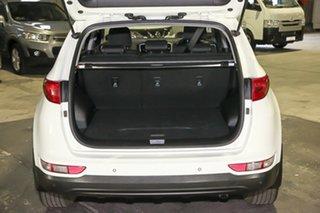2016 Kia Sportage QL MY17 Si AWD White 6 Speed Sports Automatic Wagon
