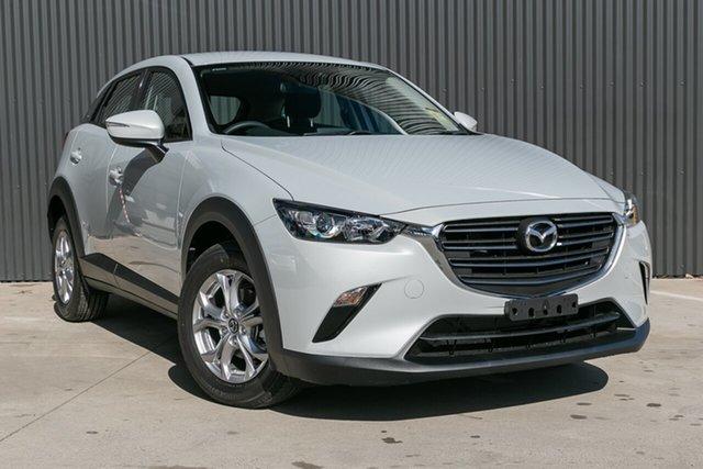 New Mazda CX-3 DK2W7A Maxx SKYACTIV-Drive FWD Sport Mornington, 2021 Mazda CX-3 DK2W7A Maxx SKYACTIV-Drive FWD Sport Ceramic 6 Speed Sports Automatic Wagon