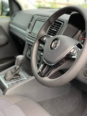 2020 Volkswagen Amarok 2H MY21 TDI550 4MOTION Perm Sportline Indium Grey 8 Speed Automatic Utility