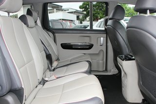 2015 Kia Carnival YP MY15 SLi Grey 6 Speed Sports Automatic Wagon