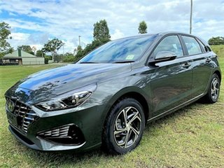 2021 Hyundai i30 PD.V4 MY21 Amazon Gray 6 Speed Manual Hatchback