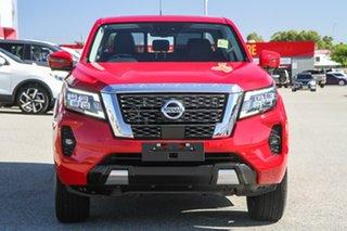 2021 Nissan Navara D23 MY21 ST-X Burning Red 7 Speed Sports Automatic Utility.