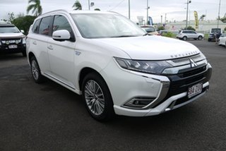 2019 Mitsubishi Outlander ZL MY20 PHEV AWD Exceed 1 Speed Automatic Wagon Hybrid