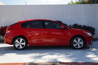 2014 Holden Cruze JH Series II MY14 Equipe Red Hot 6 Speed Sports Automatic Hatchback.