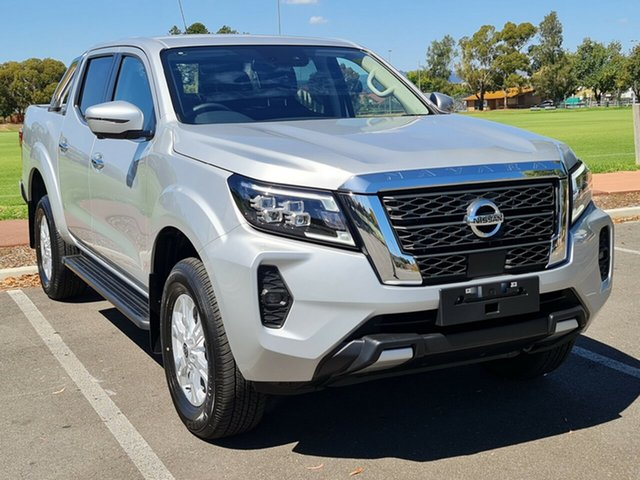 New Nissan Navara D23 MY21 ST Nailsworth, 2021 Nissan Navara D23 MY21 ST Brilliant Silver 6 Speed Manual Utility