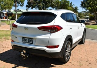 2016 Hyundai Tucson TL Active X 2WD Pure White 6 Speed Manual Wagon