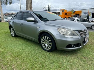 2012 Suzuki Kizashi FR MY11 Prestige 6 Speed Manual Sedan