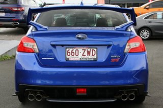 2019 Subaru WRX V1 MY20 STI AWD spec.R Blue 6 Speed Manual Sedan