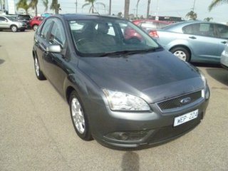 2007 Ford Focus LT Ghia Grey 4 Speed Sports Automatic Hatchback.