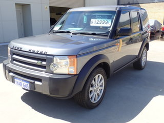 2005 Land Rover Discovery 3 S Gun Metal 6 Speed Automatic Wagon
