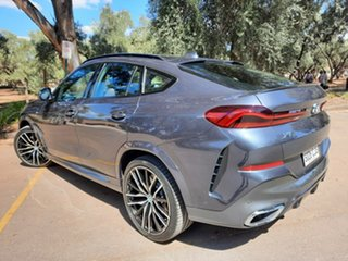 2019 BMW X6 G06 xDrive30d Coupe Steptronic M Sport Grey 8 Speed Sports Automatic Wagon