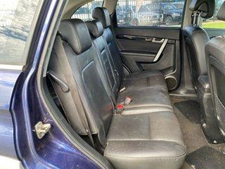 2012 Holden Captiva CG Series II 7 AWD LX Blue 6 Speed Sports Automatic Wagon