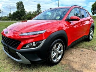 2021 Hyundai Kona Os.v4 MY21 Active 2WD Ignite Flame 8 Speed Constant Variable Wagon.