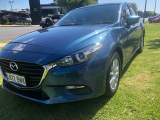 2018 Mazda 3 BN5478 Neo SKYACTIV-Drive Sport Blue 6 Speed Sports Automatic Hatchback
