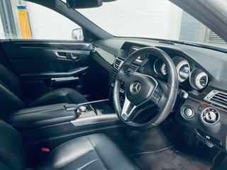 2013 Mercedes-Benz E-Class W212 MY13 E250 CDI 7G-Tronic + Silver 7 Speed Sports Automatic Sedan.