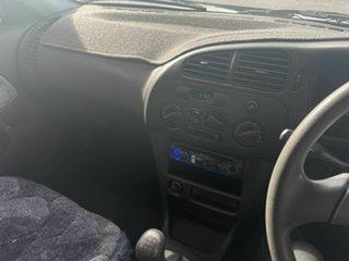2002 Mitsubishi Lancer CE GLi Silver 5 Speed Manual Sedan
