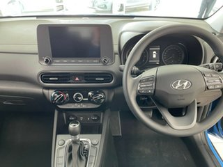 2021 Hyundai Kona Os.v4 MY21 Active 2WD Atlas White 8 Speed Constant Variable Wagon.