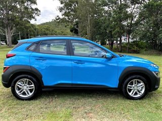 2021 Hyundai Kona Os.v4 MY21 2WD Dive in Jeju 8 Speed Constant Variable Wagon