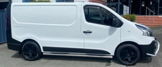 2016 Renault Trafic X82 103KW Low Roof LWB White 6 Speed Manual Van.