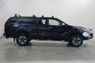 2018 Mazda BT-50 UR0YG1 XTR Freestyle Blue 6 Speed Sports Automatic Utility