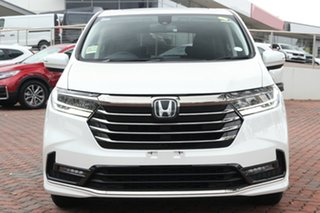 2020 Honda Odyssey RC 21YM Vi LX7 Platinum White 7 Speed Constant Variable Wagon