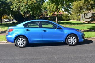 2011 Mazda 3 BL10F2 Neo Activematic Blue 5 Speed Sports Automatic Sedan.