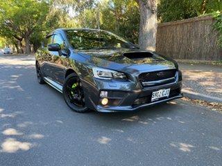 2015 Subaru WRX V1 MY16 Premium AWD Graphite 6 Speed Manual Sedan.