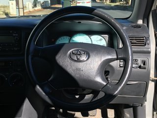 2005 Toyota Corolla ZZE122R 5Y Ascent 5 Speed Manual Sedan