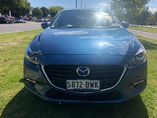 2018 Mazda 3 BN5478 Neo SKYACTIV-Drive Sport Blue 6 Speed Sports Automatic Hatchback.