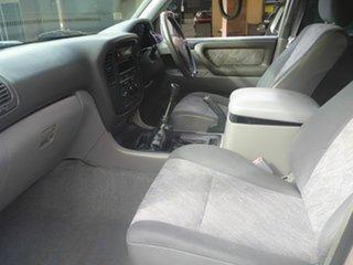 1999 Toyota Landcruiser HZJ105R GXL Silver 5 Speed Manual Wagon