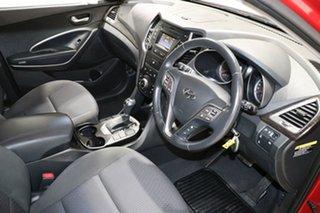 2014 Hyundai Santa Fe DM Active CRDi (4x4) Red 6 Speed Automatic Wagon