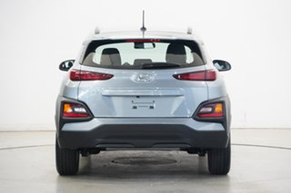 2019 Hyundai Kona OS.2 MY19 Go 2WD Silver 6 Speed Sports Automatic Wagon