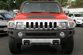 2008 Hummer H3 Luxury Orange 4 Speed Automatic Wagon