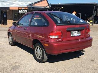 1999 Ford Festiva WF Trio 5 Speed Manual Hatchback