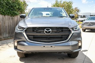 2021 Mazda BT-50 TFR40J XT 4x2 Rock Grey 6 Speed Sports Automatic Utility