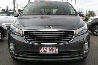 2015 Kia Carnival YP MY15 SLi Grey 6 Speed Sports Automatic Wagon.