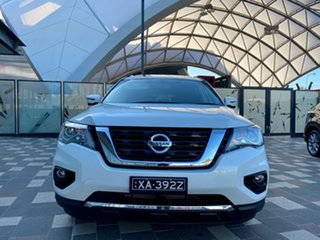 2020 Nissan Pathfinder R52 Series III MY19 ST-L X-tronic 2WD Ivory Pearl 1 Speed Constant Variable