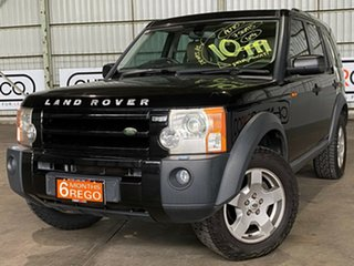 2005 Land Rover Discovery 3 SE Black 6 Speed Sports Automatic Wagon.