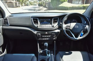 2016 Hyundai Tucson TL Active X 2WD Pure White 6 Speed Manual Wagon.