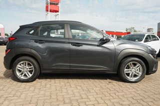 2020 Hyundai Kona Os.v4 MY21 2WD Dark Knight 8 Speed Constant Variable Wagon
