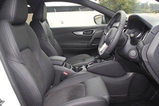 2020 Nissan Qashqai J11 Series 3 MY20 Midnight Edition X-tronic Ivory Pearl 1 Speed