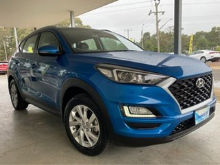 2019 Hyundai Tucson Active X Blue Automatic Wagon.