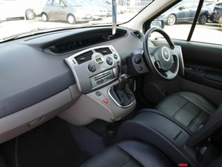 2006 Renault Scenic II J84 Dynamique Black 4 Speed Sports Automatic Hatchback