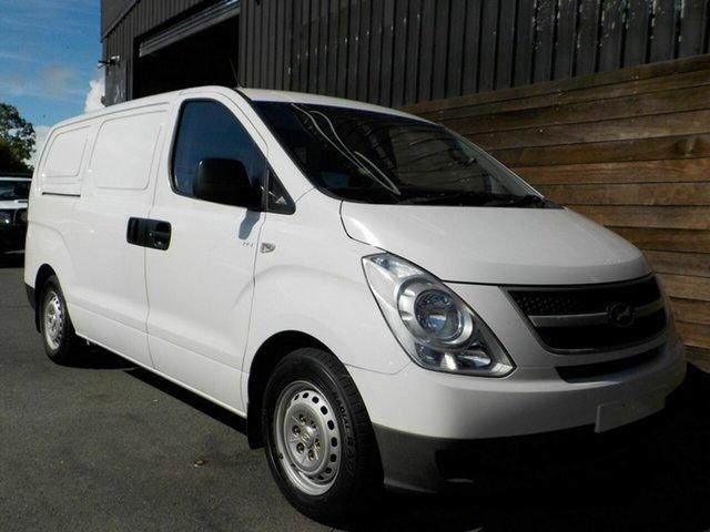 Used Hyundai iLOAD TQ2-V MY14 Labrador, 2014 Hyundai iLOAD TQ2-V MY14 White 5 Speed Automatic Van
