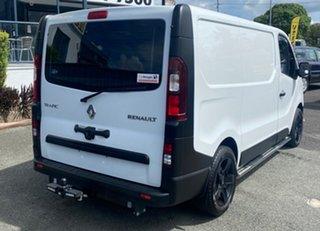 2016 Renault Trafic X82 103KW Low Roof LWB White 6 Speed Manual Van