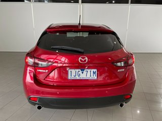 2015 Mazda 3 BM5478 Touring SKYACTIV-Drive Red 6 Speed Sports Automatic Hatchback