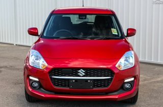 2021 Suzuki Swift AZ Series II GL Navigator Plus Burning Red 1 Speed Constant Variable Hatchback