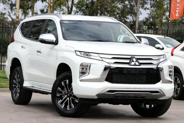New Mitsubishi Pajero Sport QF MY21 Exceed Maitland, 2021 Mitsubishi Pajero Sport QF MY21 Exceed White 8 Speed Sports Automatic Wagon