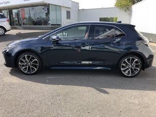 2020 Toyota Corolla Mzea12R ZR Peacock Black 10 Speed Constant Variable Hatchback