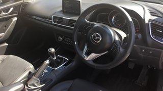 2015 Mazda 3 BM5476 Touring SKYACTIV-MT Blue 6 Speed Manual Hatchback